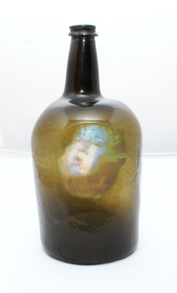 Girl in a Bottle