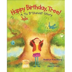 Happy Birthday Tree by Madeyln Rosenberg