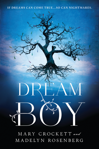 DREAM BOY YA Novel Book Cover Mary Crockett and Madelyn Rosenberg