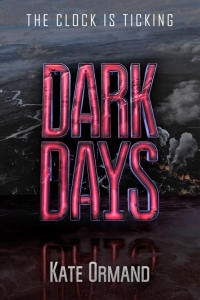 DarkDays by Kate Ormand - Book cover