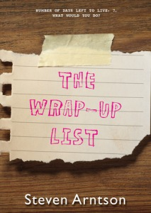Post It Note Book Cover The Wrap Up List Steve Arntson