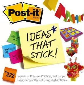 Post It Note Ideas
