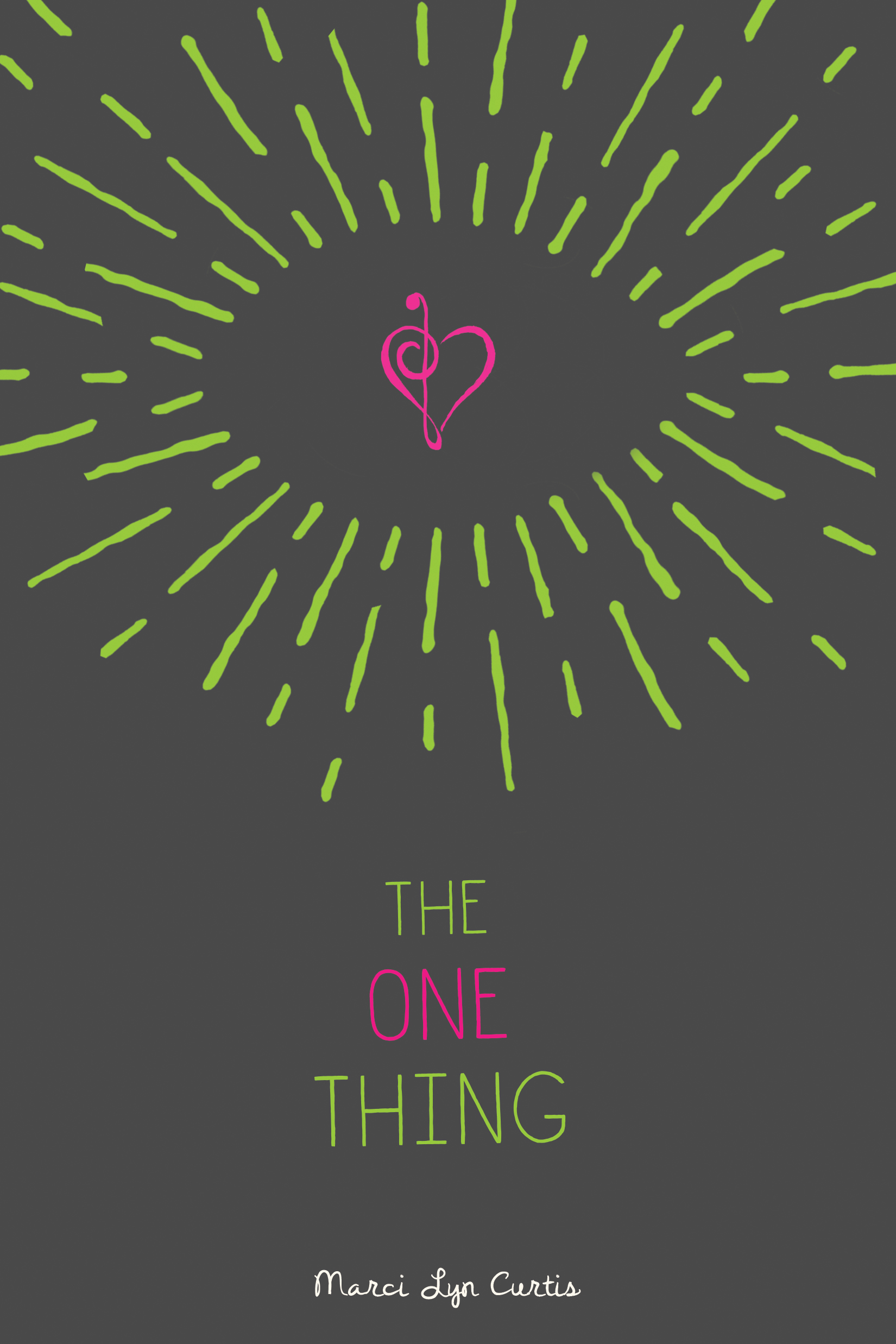 The One Thing Marci Lyn Curtis Cover