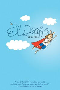El Deafo Cover Art Cece Bell
