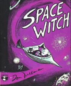 Space Witch Don Freeman